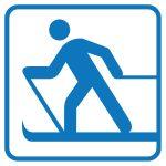 picto ski de fond