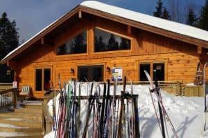 Ski de fond et raquette Estérel